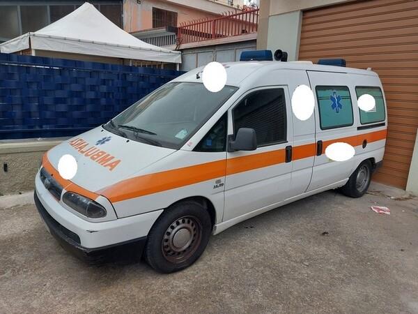 5#5804 Autoambulanza Fiat Scudo in vendita - foto 22