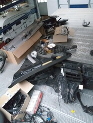 Fiat doblo chassis and spare parts - Lot 3 (Auction 5807)