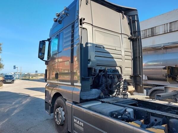 16#5809 Trattore stradale Man Nutzfahrzeuge AG 18T in vendita - foto 6