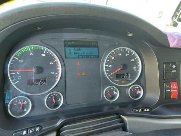 16#5809 Trattore stradale Man Nutzfahrzeuge AG 18T in vendita - foto 9