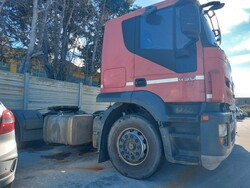 Iveco Magirus A440ST   E4 road tractor - Lot 18 (Auction 5809)