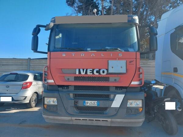 18#5809 Trattore stradale Iveco Magirus A440ST/E4 in vendita - foto 3