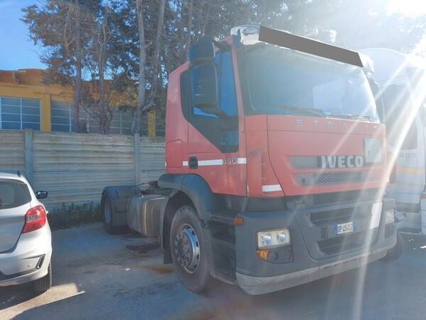 18#5809 Trattore stradale Iveco Magirus A440ST/E4 in vendita - foto 4