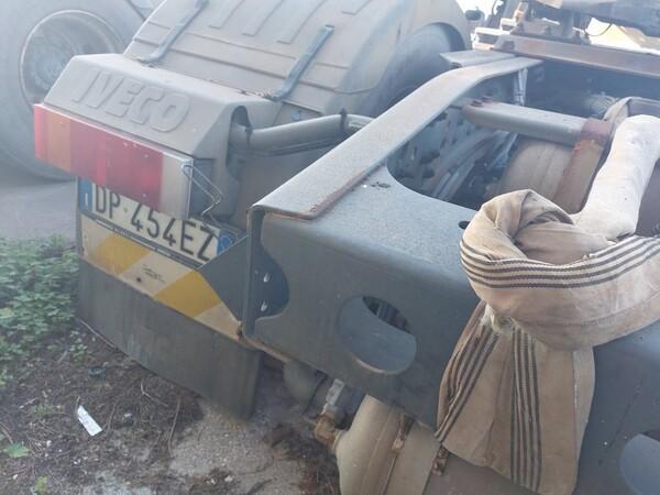 18#5809 Trattore stradale Iveco Magirus A440ST/E4 in vendita - foto 7
