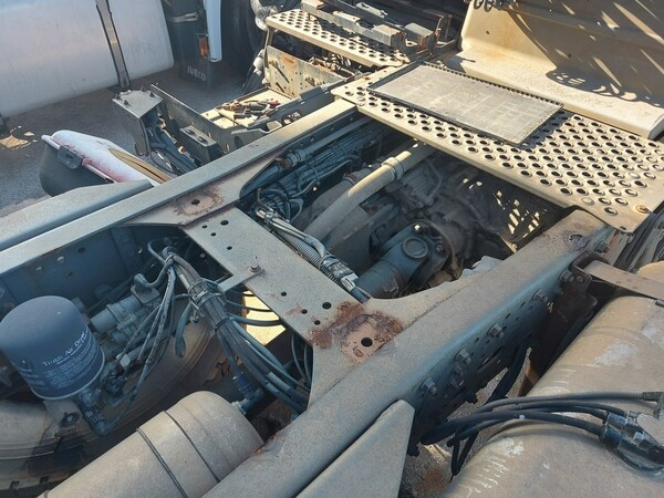 18#5809 Trattore stradale Iveco Magirus A440ST/E4 in vendita - foto 11
