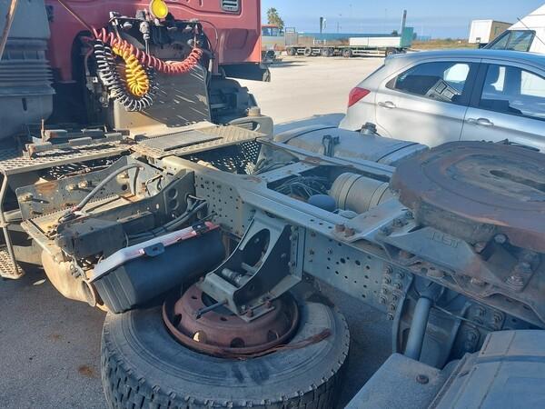 18#5809 Trattore stradale Iveco Magirus A440ST/E4 in vendita - foto 13