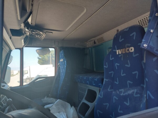 18#5809 Trattore stradale Iveco Magirus A440ST/E4 in vendita - foto 14