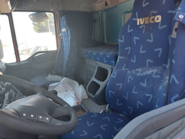 18#5809 Trattore stradale Iveco Magirus A440ST/E4 in vendita - foto 15