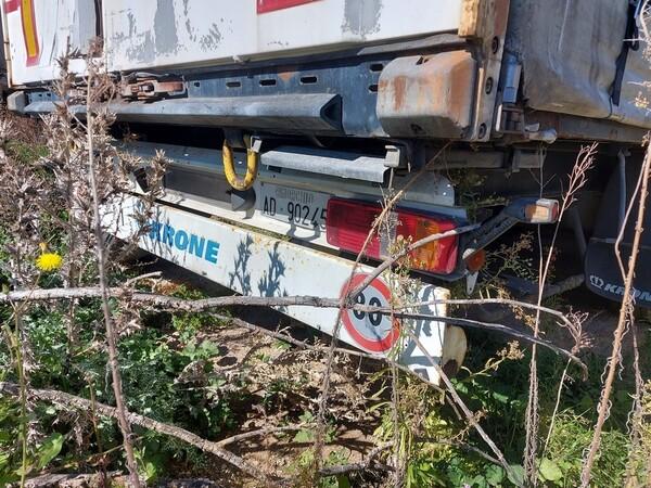 25#5809 Semirimorchio Bernard Krone GmbH SDP27 in vendita - foto 12