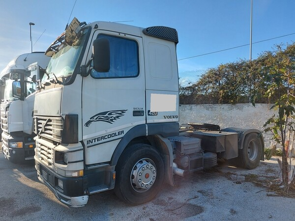 27#5809 Trattore stradale Volvo Truck in vendita - foto 1