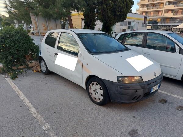 32#5809 Autocarro Fiat Punto Van in vendita - foto 1