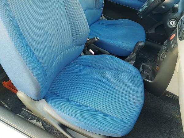 32#5809 Autocarro Fiat Punto Van in vendita - foto 12