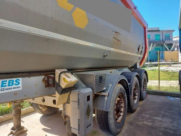 40#5809 Semirimorchio Menci SA700R in vendita - foto 6