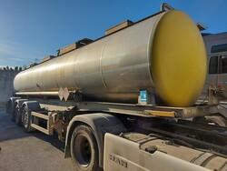 Menci SA105 semi trailer - Lot 45 (Auction 5809)