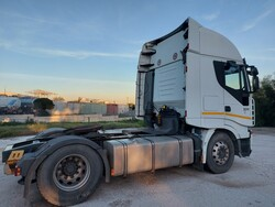 Iveco Magirus A440ST   E4 road tractor - Lot 48 (Auction 5809)