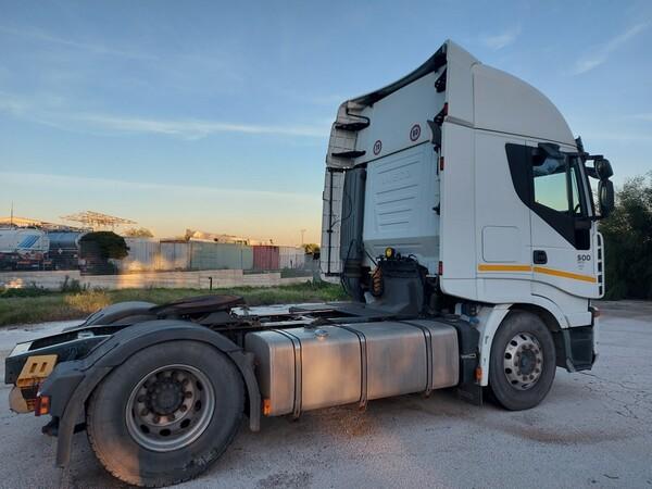 48#5809 Trattore stradale Iveco Magirus A440ST/E4 in vendita - foto 1