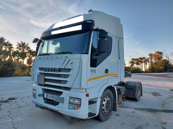 48#5809 Trattore stradale Iveco Magirus A440ST/E4 in vendita - foto 2
