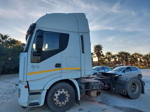 48#5809 Trattore stradale Iveco Magirus A440ST/E4 in vendita - foto 3