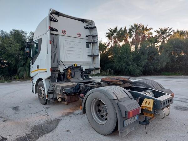 48#5809 Trattore stradale Iveco Magirus A440ST/E4 in vendita - foto 4