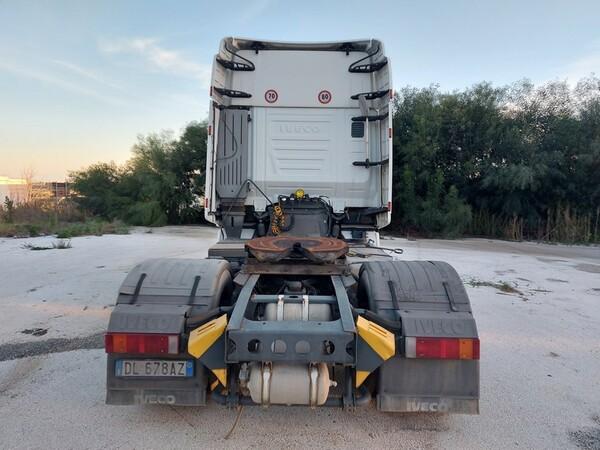 48#5809 Trattore stradale Iveco Magirus A440ST/E4 in vendita - foto 5