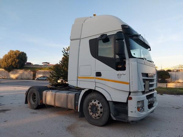 48#5809 Trattore stradale Iveco Magirus A440ST/E4 in vendita - foto 6