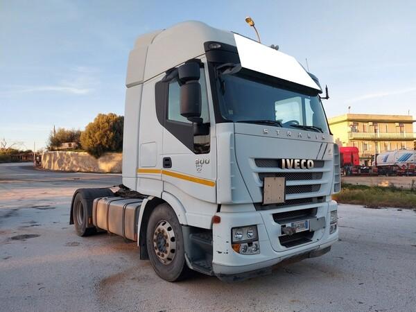 48#5809 Trattore stradale Iveco Magirus A440ST/E4 in vendita - foto 7