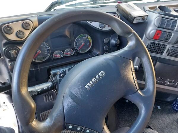 48#5809 Trattore stradale Iveco Magirus A440ST/E4 in vendita - foto 11