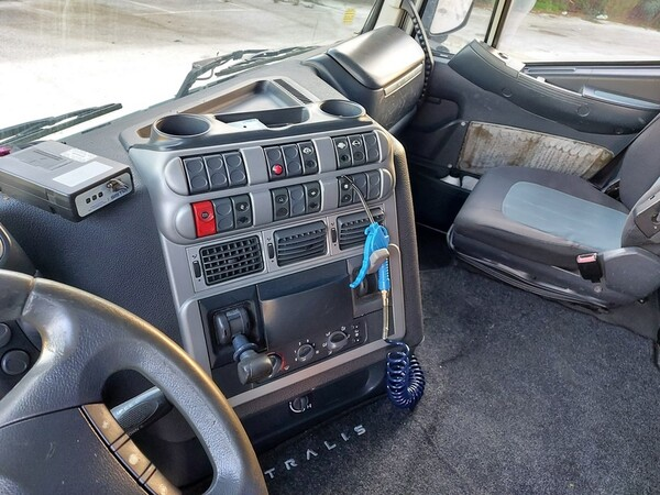 48#5809 Trattore stradale Iveco Magirus A440ST/E4 in vendita - foto 12