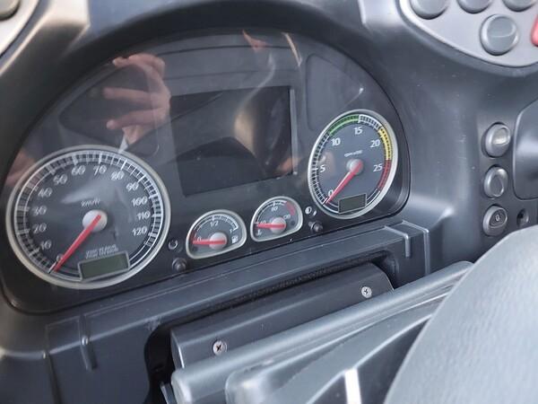 48#5809 Trattore stradale Iveco Magirus A440ST/E4 in vendita - foto 15