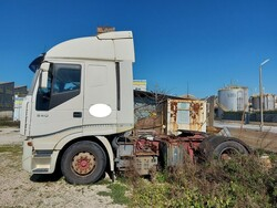 Iveco Magirus A440ST road tractor - Lot 53 (Auction 5809)