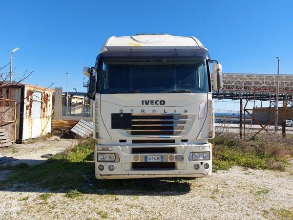 53#5809 Trattore stradale Iveco Magirus A440ST in vendita - foto 3