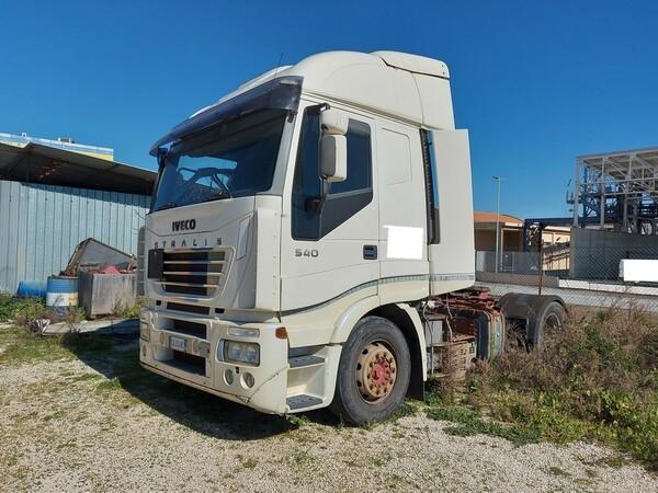 53#5809 Trattore stradale Iveco Magirus A440ST in vendita - foto 4