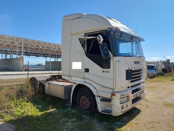 53#5809 Trattore stradale Iveco Magirus A440ST in vendita - foto 7
