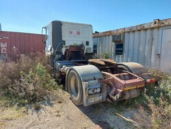 Iveco Magirus 440 road tractor - Lot 54 (Auction 5809)
