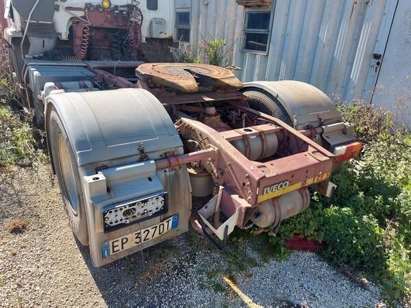 54#5809 Trattore stradale Iveco Magirus 440 in vendita - foto 3