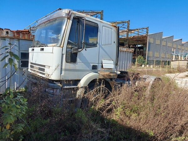 54#5809 Trattore stradale Iveco Magirus 440 in vendita - foto 6