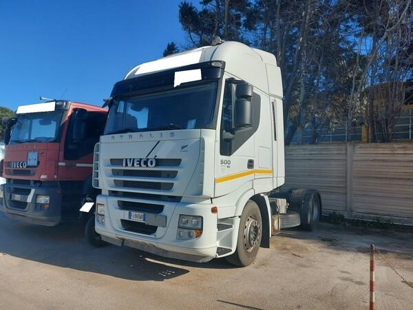 57#5809 Trattore stradale Iveco Magirus AS440ST/E4 in vendita - foto 3