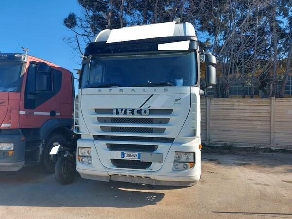 57#5809 Trattore stradale Iveco Magirus AS440ST/E4 in vendita - foto 4