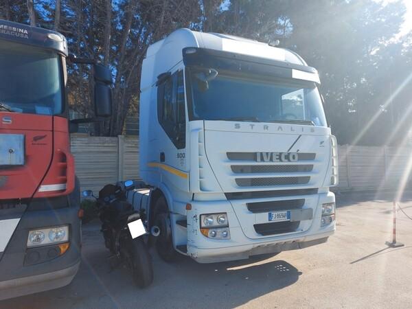 57#5809 Trattore stradale Iveco Magirus AS440ST/E4 in vendita - foto 5