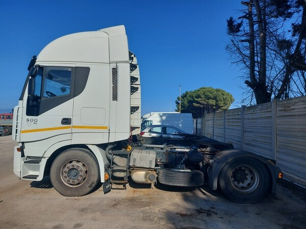 57#5809 Trattore stradale Iveco Magirus AS440ST/E4 in vendita - foto 6