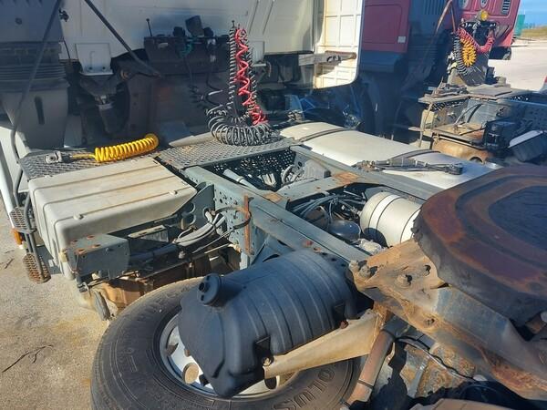 57#5809 Trattore stradale Iveco Magirus AS440ST/E4 in vendita - foto 9
