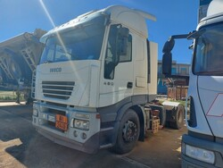 Iveco Magirus AS440S road tractor - Lot 80 (Auction 5809)