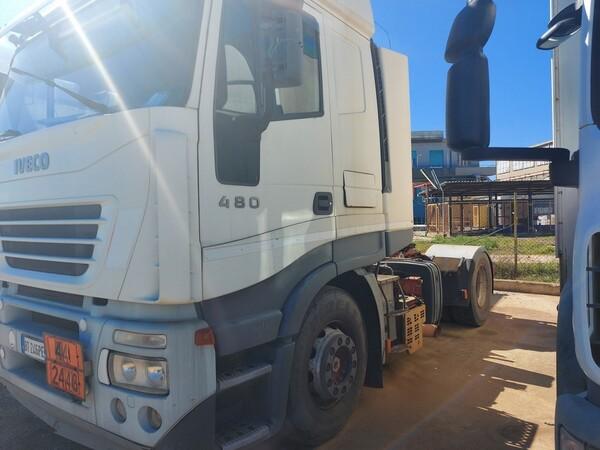 80#5809 Trattore Stradale Iveco Magirus AS440S in vendita - foto 3
