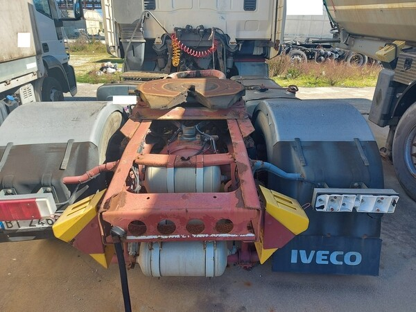 80#5809 Trattore Stradale Iveco Magirus AS440S in vendita - foto 6