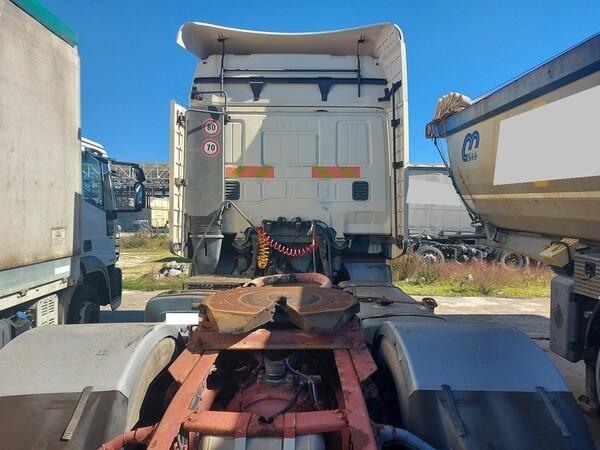80#5809 Trattore Stradale Iveco Magirus AS440S in vendita - foto 7
