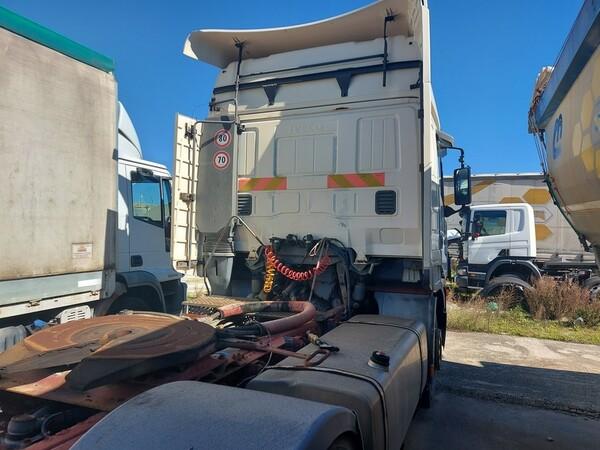 80#5809 Trattore Stradale Iveco Magirus AS440S in vendita - foto 9