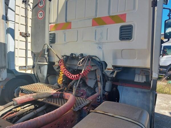 80#5809 Trattore Stradale Iveco Magirus AS440S in vendita - foto 12