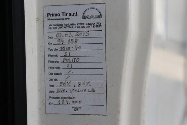 21#5810 Trattore Stradale Man L200746001 in vendita - foto 9