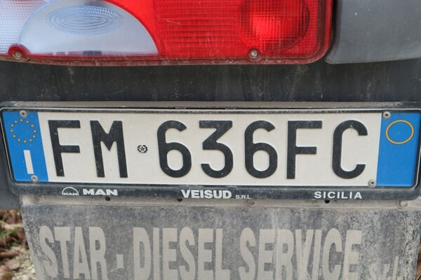 59#5810 Trattore stradale Man in vendita - foto 7