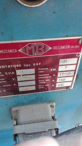 16#5812 Saldatrice MB in vendita - foto 2
